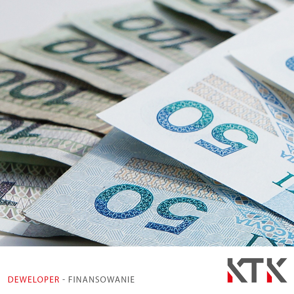 KTK Piech Deweloper - Finansowanie
