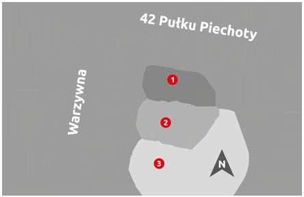 Budynki wielorodzinne – Białystok | ul. 42 Pułku Piechoty