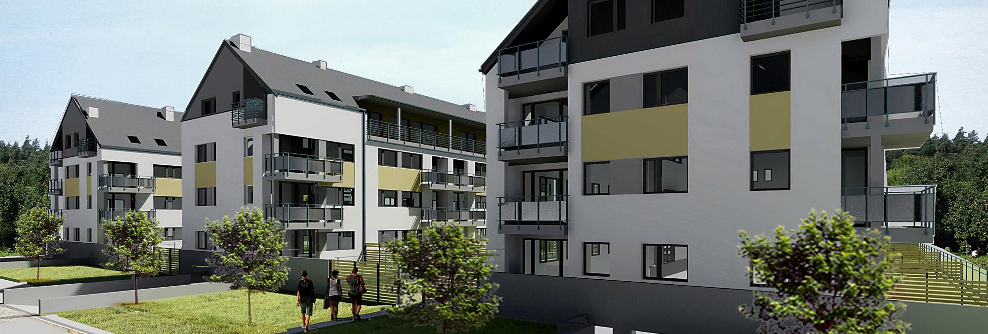 Budynki Wielorodzinne - KTK Piech Sp. J.